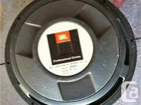 Speakers Model 2204 JBL in great condition asking $80