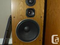 Last of the legendary L-series by JBL.   Features 12""