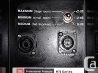 MR835 Series made in Northridge, California Featuring a