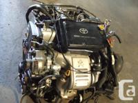 JDM TOYOTA CELICA 3SGTE ST205 1994+ ENGINE, MT