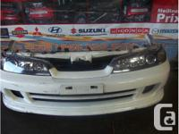 JDM HONDA ACURA INTEGRA DC2 TYPE-R FRONT END NOSE CUT.