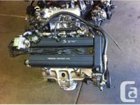 JDM HONDA INTEGRA B18B LS 1.8L DOHC ENGINE ONLY OBD2
