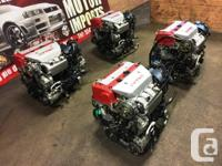 JAPANESE ENGINES DIRECT FROM JAPAN JDM TOKYO MOTOR