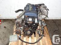 JDM Honda F20B ENGINE ACCORD TYPE-R BLUE TOP DIRECTLY for sale  Quebec