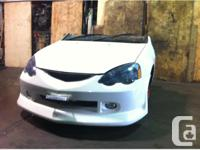 JDM HONDA, ACURA RSX DC5 K20A TYPE-R FRONT CLIP