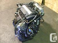JDM HONDA H22A OBD1 1992-1995 VTEC ENGINE ONLY.