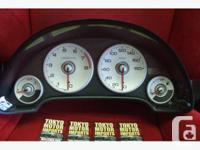 JDM HONDA ACURA RSX DC5 TYPE-R CLUSTER IMPORTED FROM