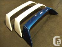 JDM HONDA ACURA RSX DC5 TYPE-R SPOILER IMPORTED FROM