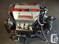 JDM dc5 HONDA ACURA RSX K20A TYPE-R ENGINE WIRRING
