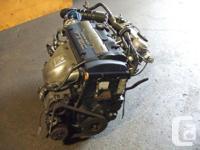 JDM HONDA F20B OBD2 1996+ VTEC ENGINE ONLY COMPLETE