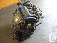 Used, JDM HONDA F20B OBD2 1996+ VTEC ENGINE ONLY COMPLETE for sale  New Brunswick