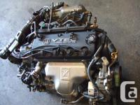 MOTEUR JDM HONDA ACCORD F23A 4 CYLINDERS 1998 A 2002 A