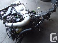JDM MAZDA RX-7 FD 13B-TT ENGINE TWIN TURBO 1993+, RWD