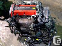 JDM MITSUBISHI 4G63 TURBO EVOLUTION ENGINE, MT