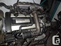 JDM Nissan RB20DET ENGINE TRANSMISSION WIRING HARNESS