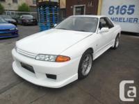 Make Nissan Model GT-R Year 1994 Colour WHITE kms