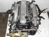 THIS AUCTION IS FOR A JDM Toyota 1jz vvti ENGINE