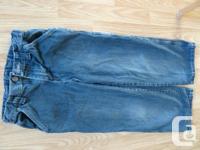 jeans fits boys age 8-10 hidden elastic adjustable