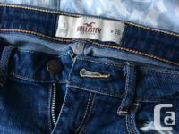 Two pair of American Eagle size 2. One pair of