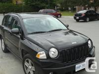 Make Jeep Model Compass Year 2007 Colour Glossy Black