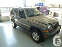 Make Jeep Model Liberty Year 2006 Colour grey kms 160