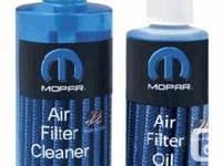 Air Filter Service Kit services all Mopar Performance