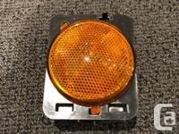 Jeep Wrangler Sahara Sidelights in very good condition.