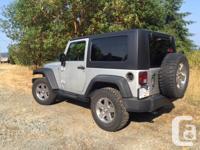 Make Jeep Year 2010 Colour Grey kms 54200 Trans Manual