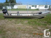 """20'6"""" Jet sled for sale.  All welded construction with"""