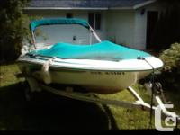 14' xr120hp mercruiser inboard jet drive allows you to