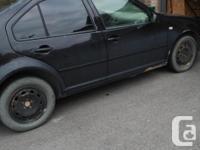 Make Volkswagen Model Jetta Year 2008 Colour Black kms