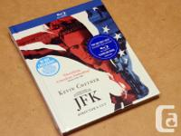 JFK The First Conspiracy Movie - Director's Cut on Blu