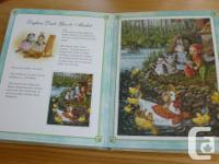 An unique hardcover storybook with seven 48-piece