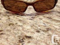 I'm selling some Maui Jim Polarized sunglasses. They're