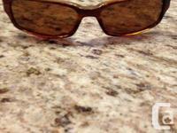 I'm selling some Maui Jim Polarized sunglasses. They're