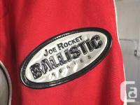 XL Joe Rocket Ballistic Series motorcycle jacket with