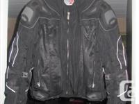 Joe Rocket M1 Tech street bike jacket in great