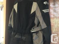 Joe Rocket True North motorcycle Jacket A sleek and
