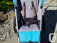 Our Thule Urban Glide 1 is a 2.5 years old stroller,