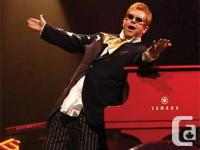Elton John Live at Rogers Sector, Sept. 13, 2014, 8:00
