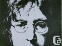 John Lennon publication. Masters of Rock series Vol. 1.