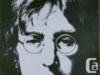 John Lennon publication. Masters of Rock series Vol. 1.