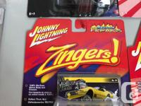 3 Johnny lightning white lightnings with they're