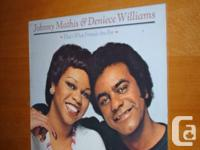 Johnny Mathis & Deniece Williams - That's What Friends