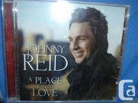 "Johnny Redid ""A Place Called Love""  Brand new factory"