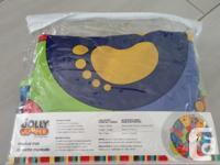 Jolly Jumper Play Mat - Like new condition. Comes in