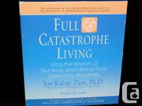 JON KABAT-ZINN BOOKS  WHEREVER YOU GO, THERE YOU ARE: