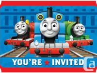 If you have a little THOMAS & BUDDY Fan in your family,