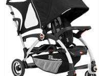 Joovy Ergo Caboose Stroller - Black -brandNEW in the