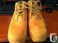 Selling my Jordan boots size 12 for $60 I used it for